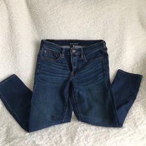 {J. Crew} Skinny jeans